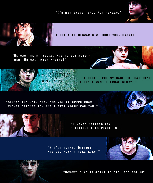 Harry Potter quote #2