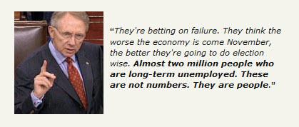 Harry Reid quote #1