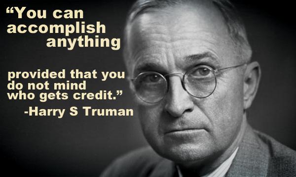 Harry S. Truman's quote #6