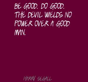 Harry Segall's quote #4