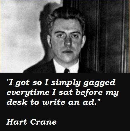 Hart Crane's quote #4
