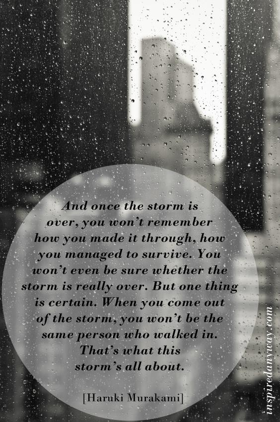 Haruki Murakami's quote #2