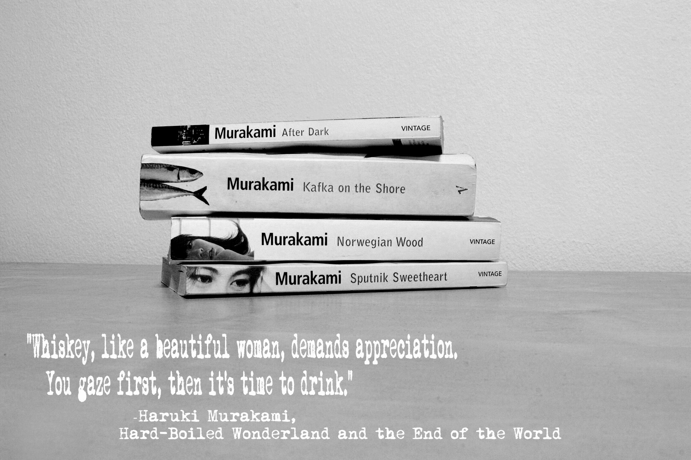 Haruki Murakami's quote #6