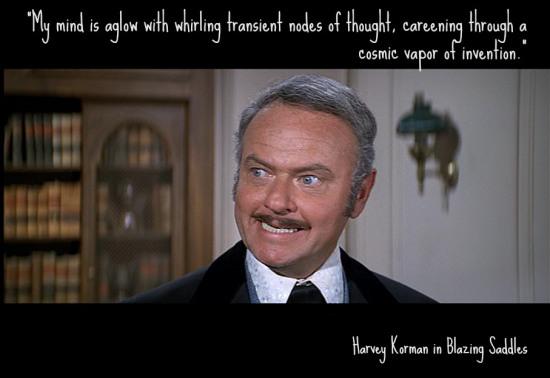 Harvey Korman's quote #7