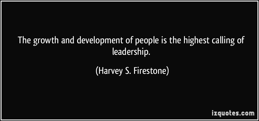 Harvey S. Firestone's quote #6
