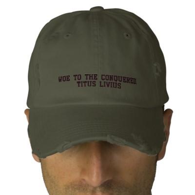 Hat quote #3