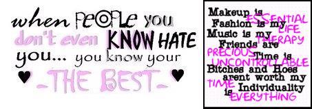 Hates quote #4