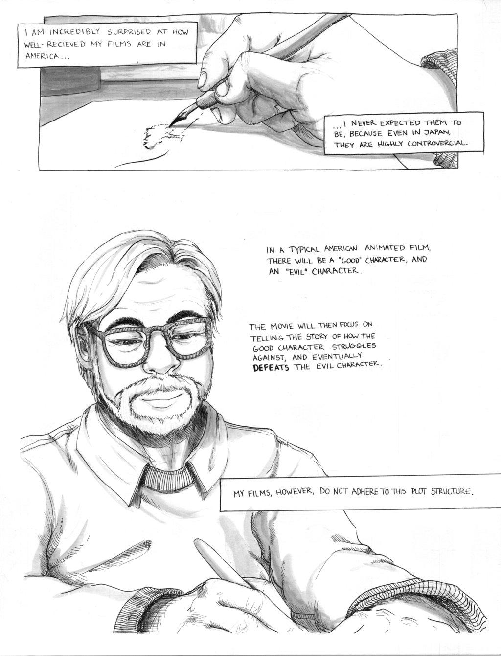 Hayao Miyazaki's quote #7