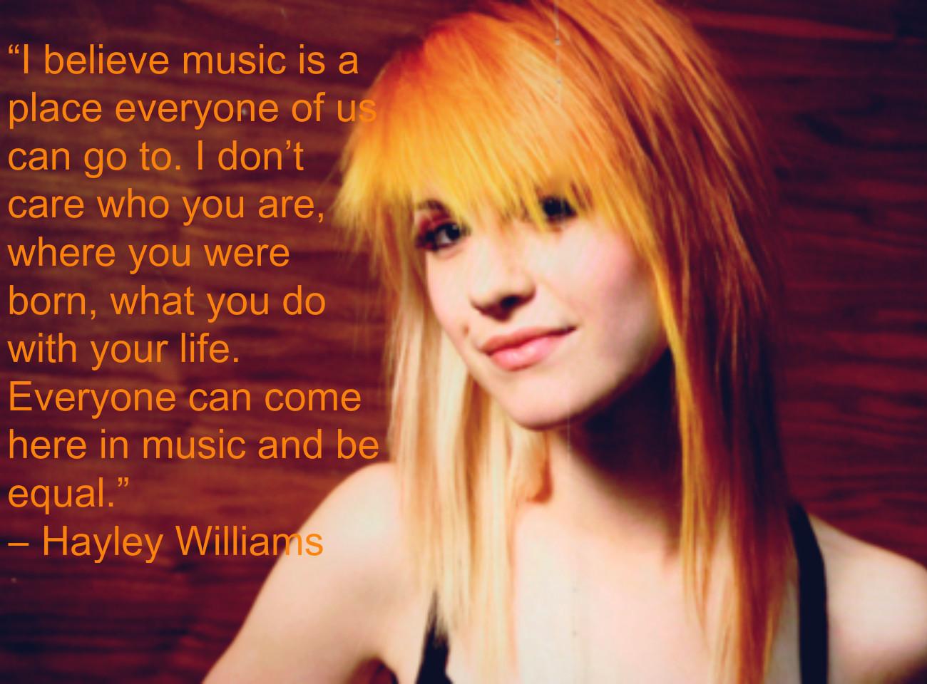 Hayley Williams's quote #2