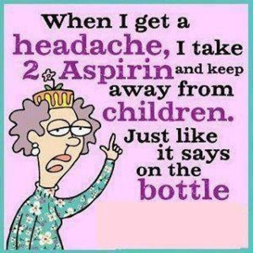 Headache quote #2