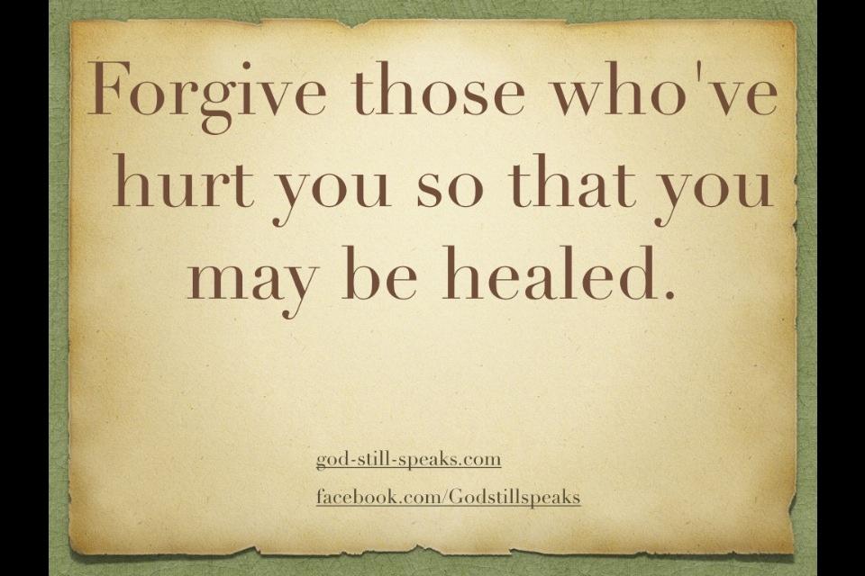Healed quote #2
