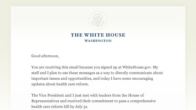 Health Care Reform quote #2
