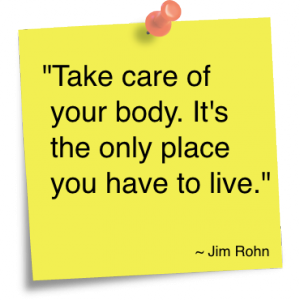 Health quote #3