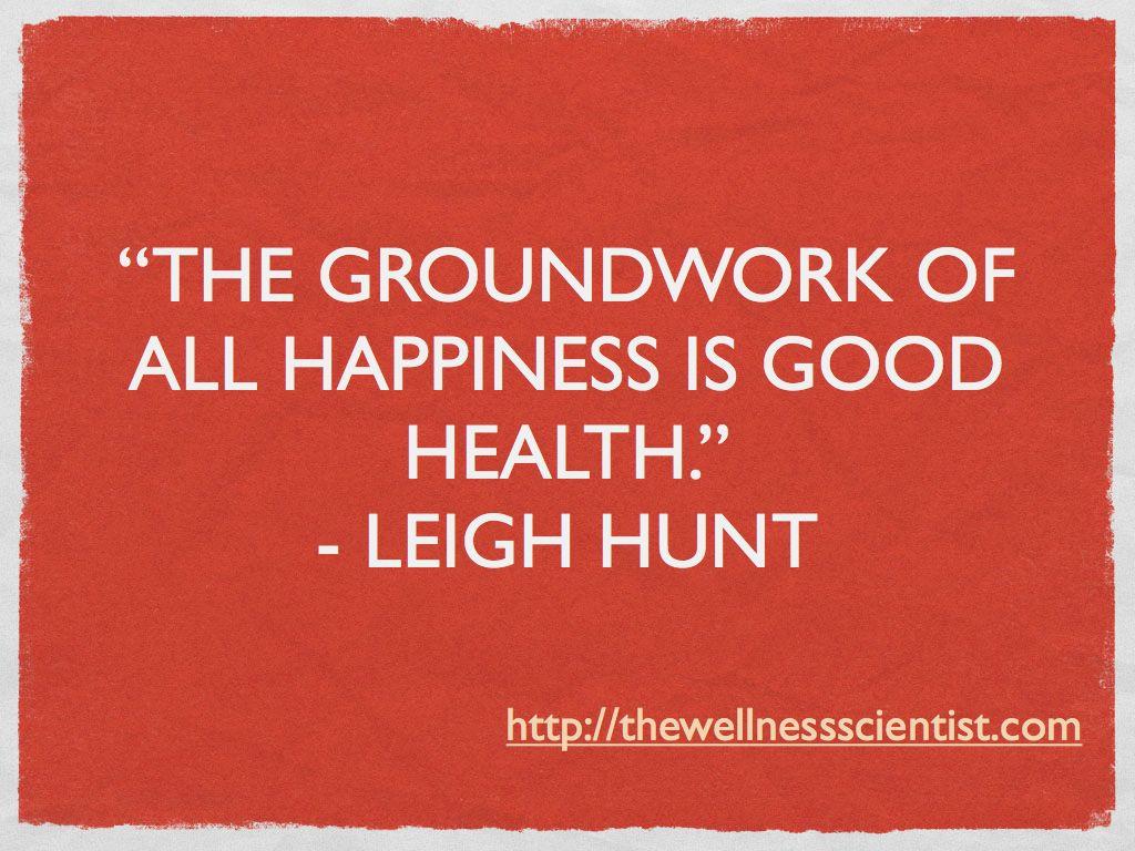 Health quote #7