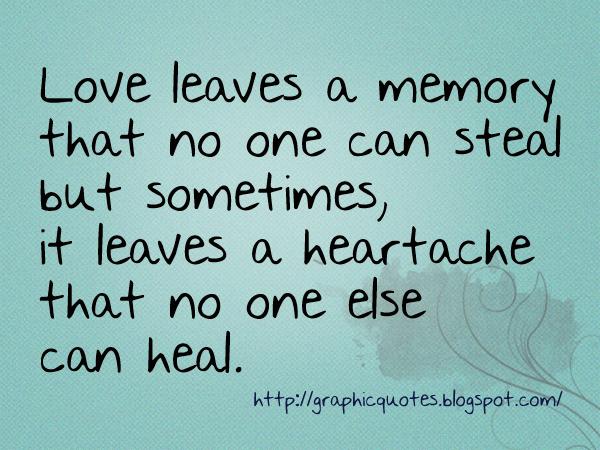 Heartache quote #2