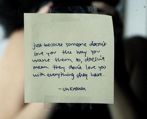 Heartfelt quote #1