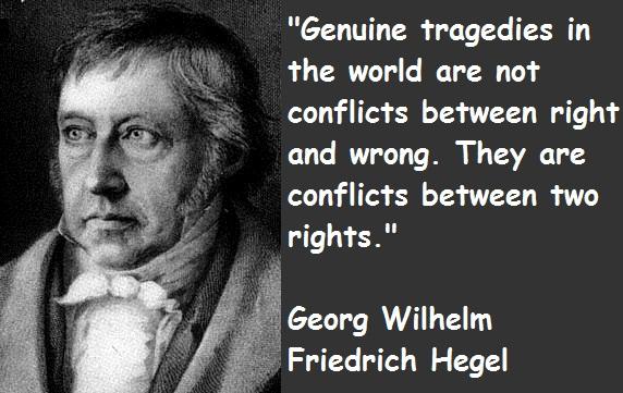 Hegel quote #1