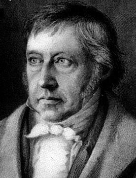 Hegel quote #2