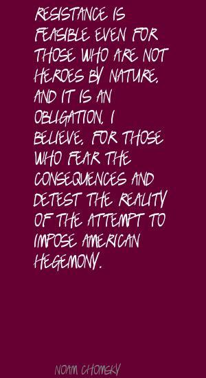 Hegemony quote #1