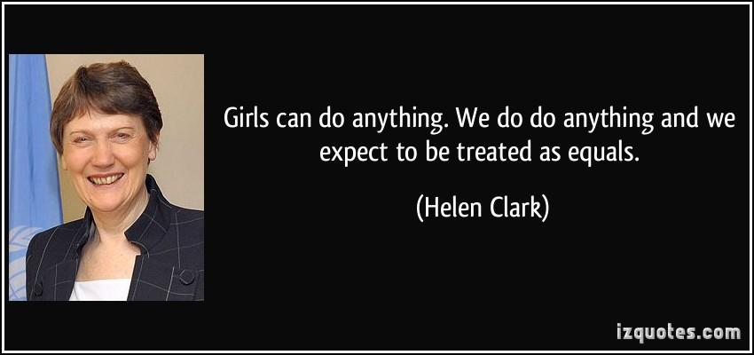 Helen Clark's quote #1