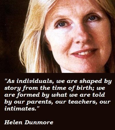 Helen Dunmore's quote #5