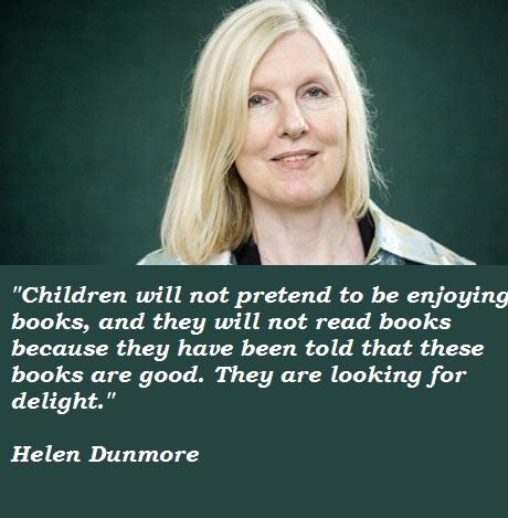 Helen Dunmore's quote #6