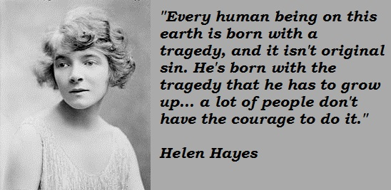 Helen Hayes's quote #7
