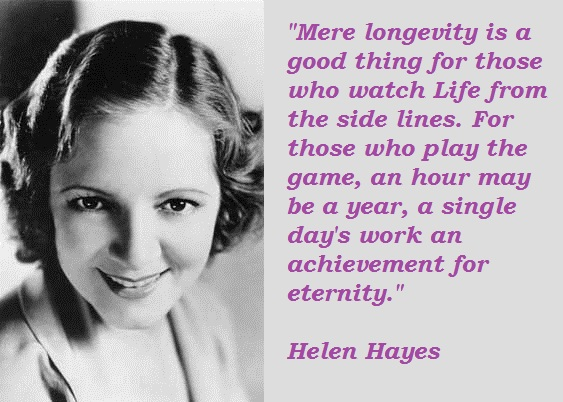 Helen Hayes's quote #6