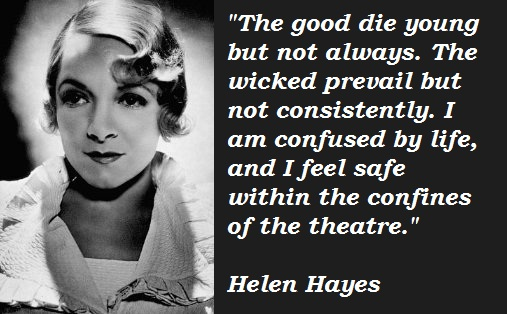 Helen Hayes's quote #3