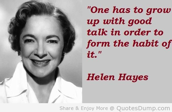 Helen Hayes's quote #5