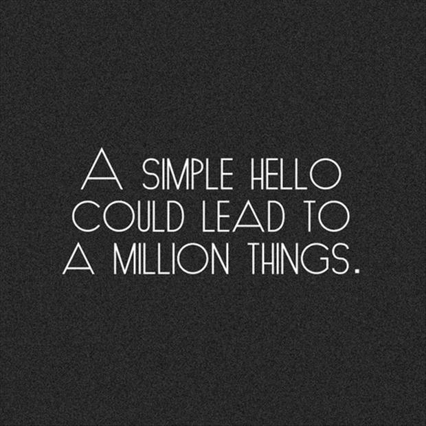 Hello quote #3