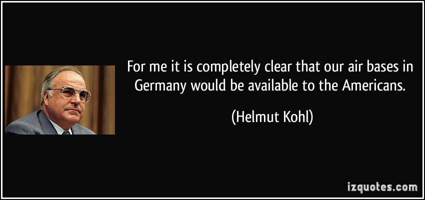 Helmut Kohl's quote #3