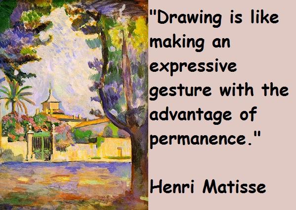 Henri Matisse's quote #5