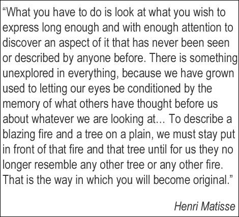 Henri Matisse's quote #3