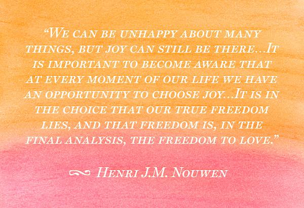 Henri Nouwen's quote #1
