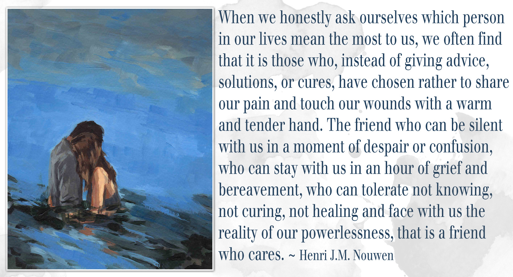 Henri Nouwen's quote #3