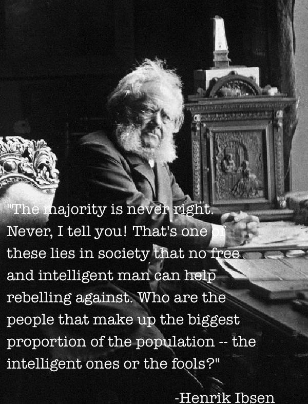 Henrik Ibsen's quote #3