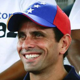 Henrique Capriles Radonski's quote #1
