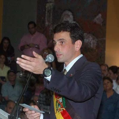 Henrique Capriles Radonski's quote #5
