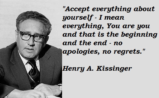Henry A. Kissinger's quote #2