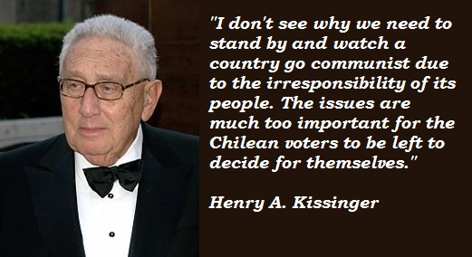Henry A. Kissinger's quote #8