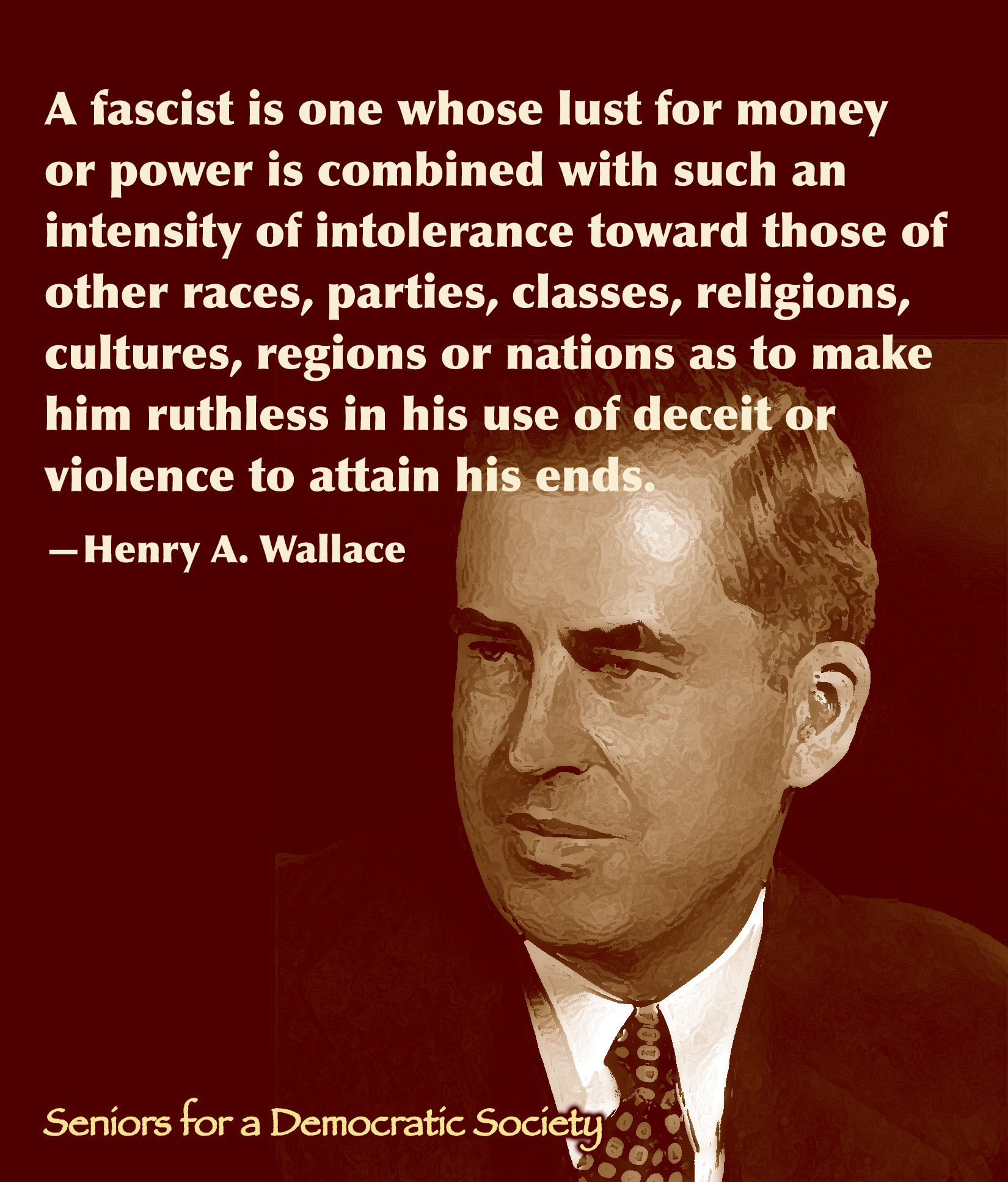 Henry A. Wallace's quote #7