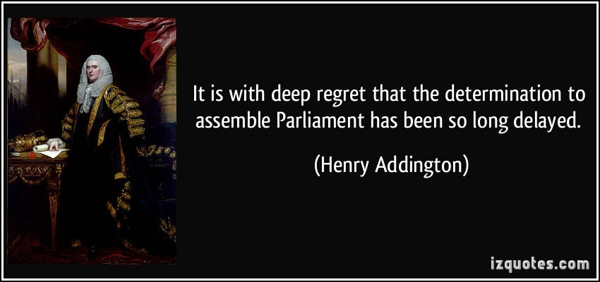 Henry Addington's quote #1