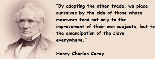 Henry Charles Carey's quote #5