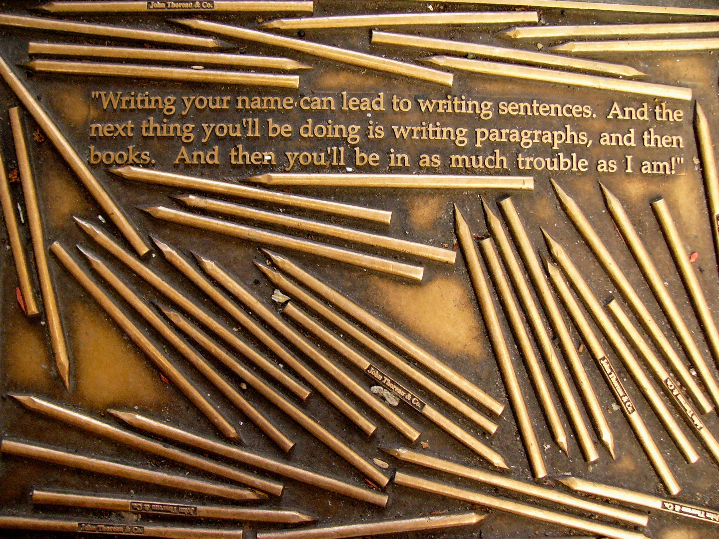 Henry David Thoreau's quote #1