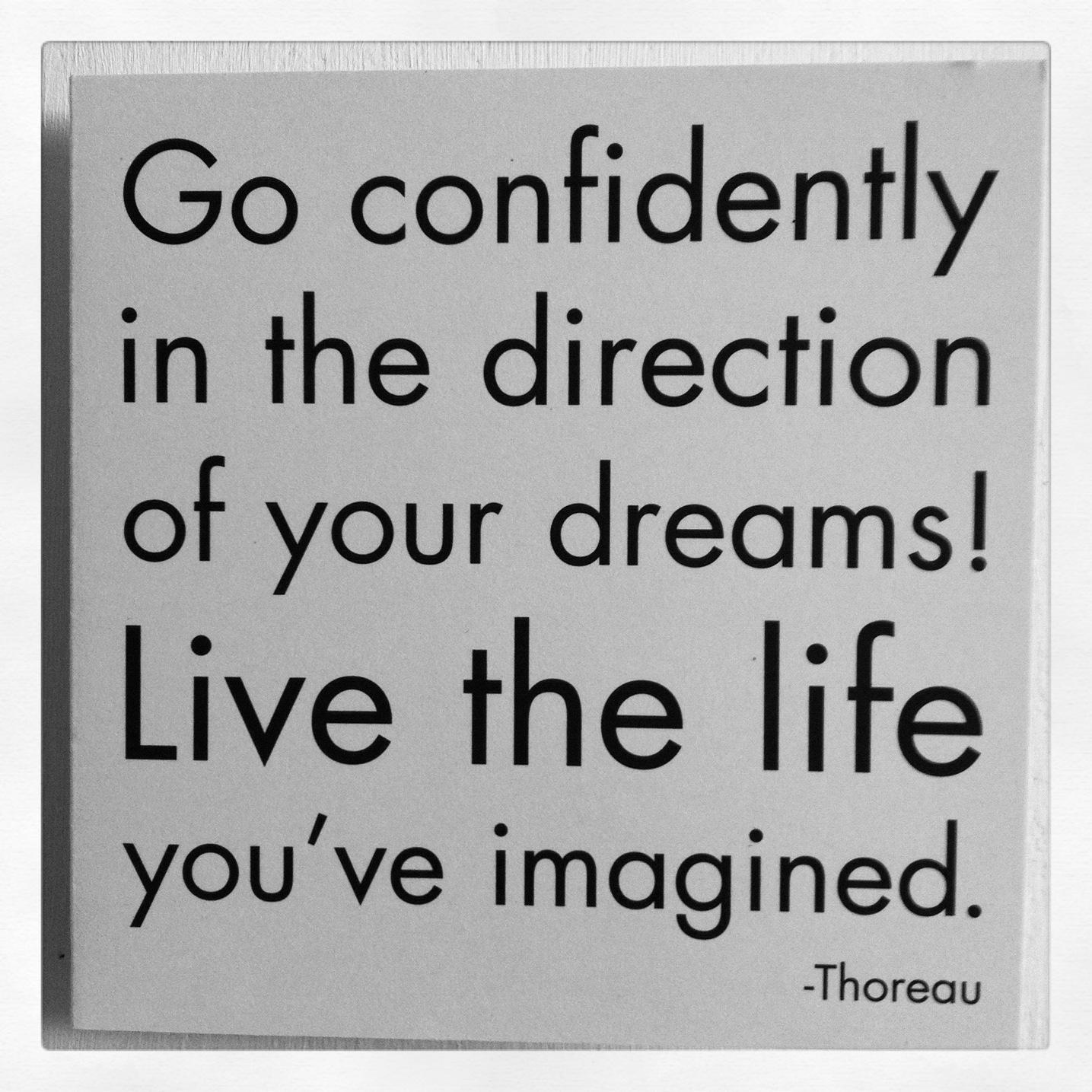 Henry David Thoreau's quote #8