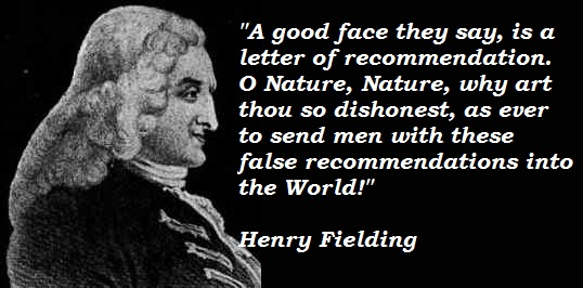 Henry Fielding's quote #6