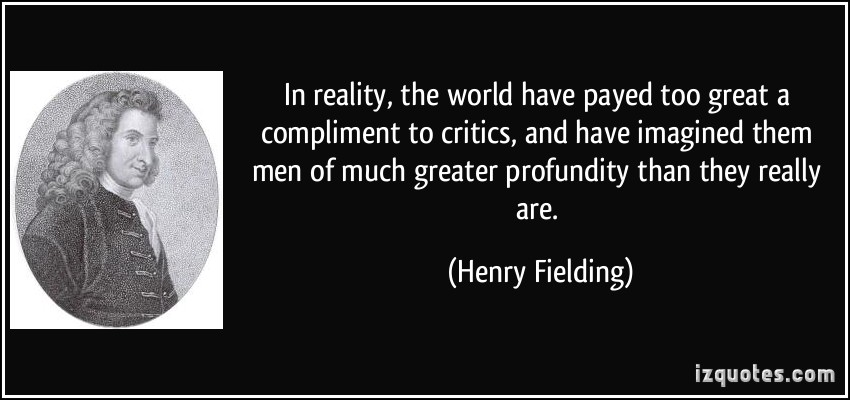 Henry Fielding's quote #5