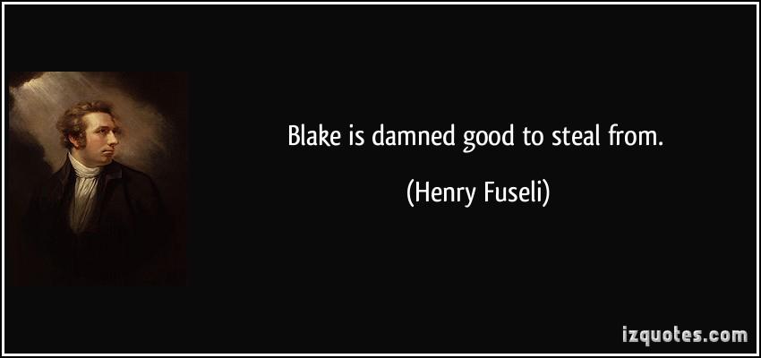Henry Fuseli's quote #1