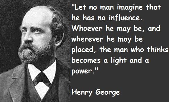 Henry George's quote #3